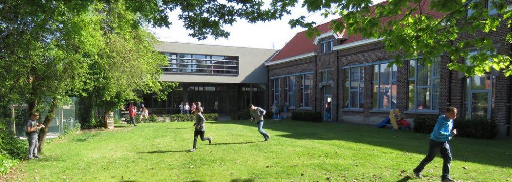 Site de l'école d'Estaimbourg
