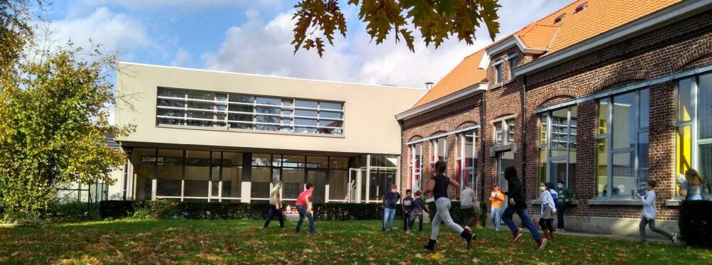 Site de l'Ecole d'Estaimbourg